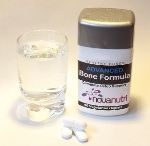 Advanced Bone Formula, 30 Vegetarian Caplets