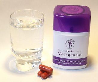 NHSteps Menopause - 30 Capsules