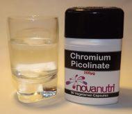 Chromium Picolinate 30 Capsules