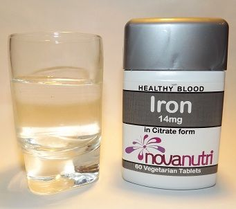Iron 60 Tablets