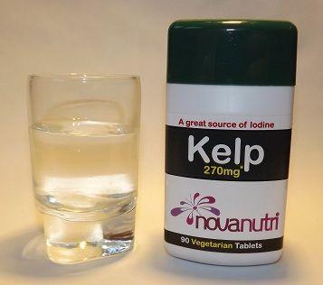 Kelp 90 Tablets