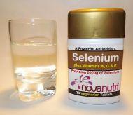 Selenium 30 Tablets